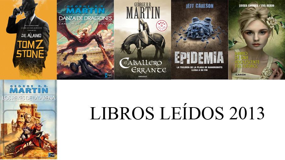 libros leidos: