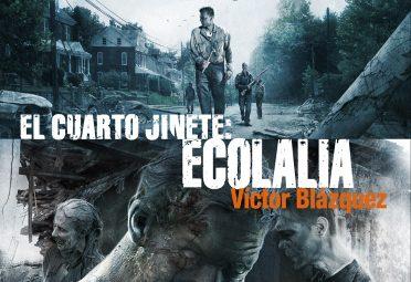 Víctor Blázquez – Autor de El cuarto jinete | Sitio web oficial